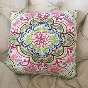 Boho 2-Sided Throw Pillow